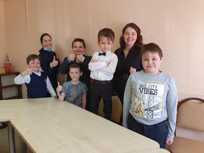 """""""Мы - команда!"""" Первая встреча клуба сиблингов"""